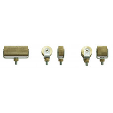 Комплект роликовых электродов к электроду-щупу
