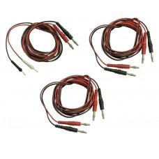 Комплект проводов для подключения ручных, ножных, лобных электродов