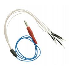 Провод «медуза» для подключения медикаментов для тестирования с 4мм штекером