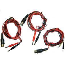 Комплект проводов для подключения ручных, ножных, лобных электродов к аппарату «ИМЕДИС-БРТ-ПК»